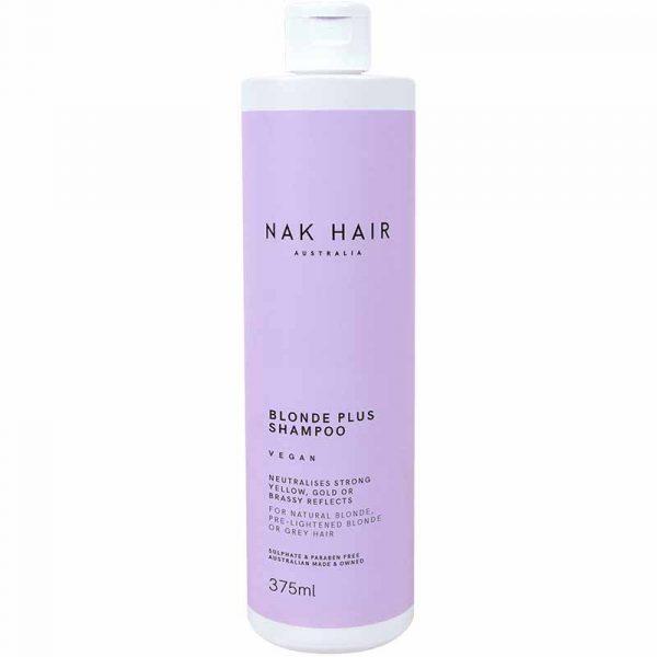 blonde plus shampoo