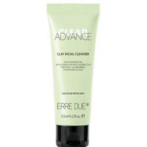 ERRE DUE CLAY FACIAL CLEANSER