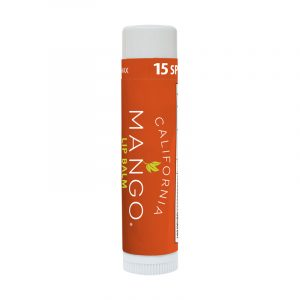 CALIFORNIA MANGO LIP BALM SPF 15