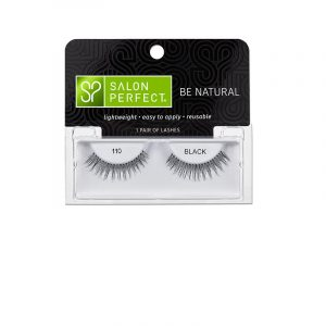 SALON PERFECT EYELASHES BE NATURAL 110 – BLACK