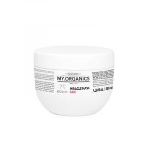 MY.ORGANICS RESURRECTION MIRACLE MASK – GOJI