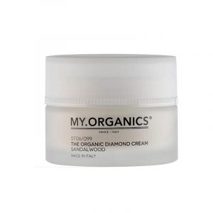 MY.ORGANICS THE ORGANIC DIAMOND CREAM – SANDALWOOD